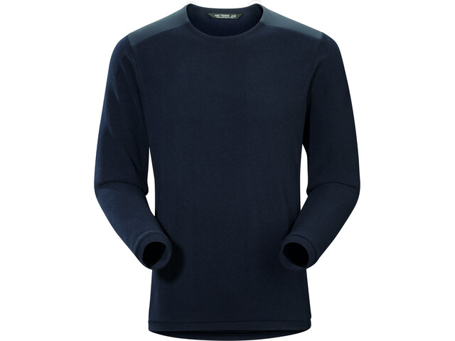 Arc'teryx Donavan Sweat-shirt à col ras-du-cou Homme, kingfisher